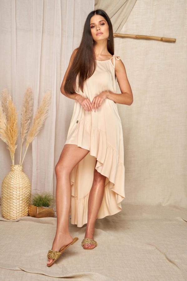 Sukienka asymetryczna CHLOE 2