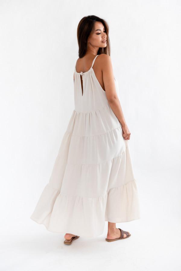 Sukienka maxi ROSSA