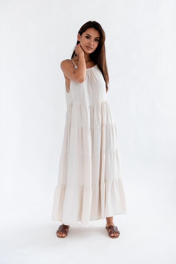 Sukienka maxi ROSSA 1