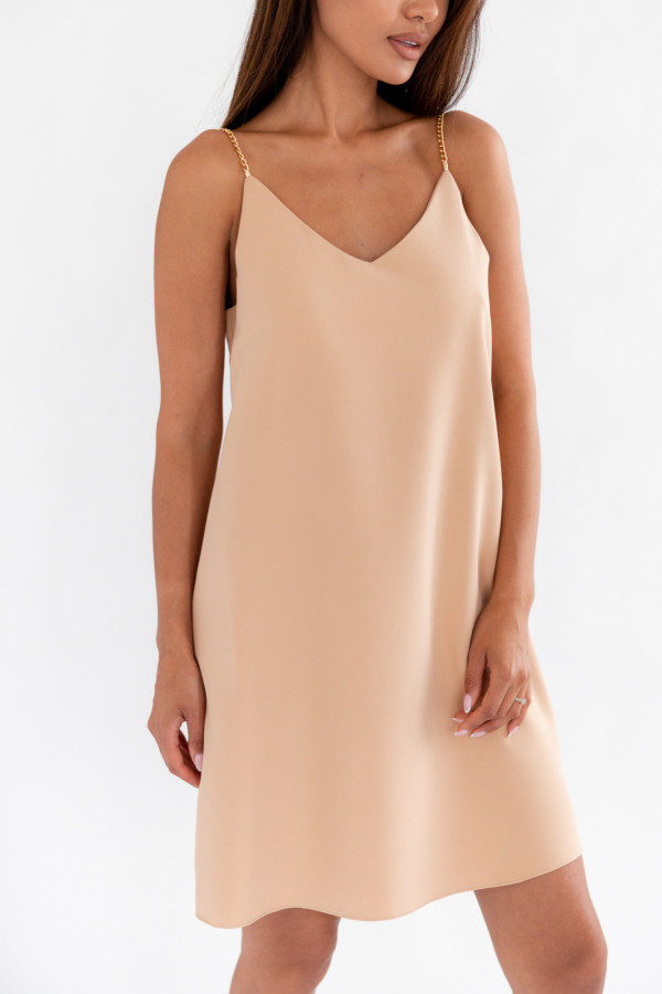 Sukienka z łańcuszkami SHINE 3
