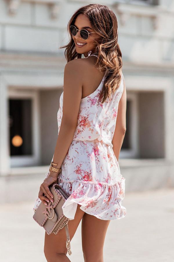 Sukienka w kwiaty CAPRI 1