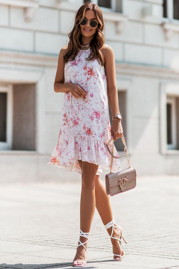 Sukienka w kwiaty CAPRI 3