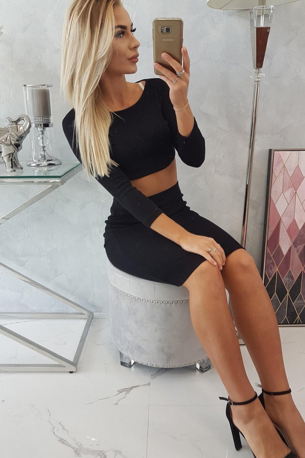 Komplet spódnica i bluzka LINDA