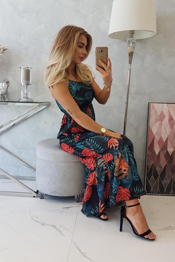 Sukienka maxi ELENA 3