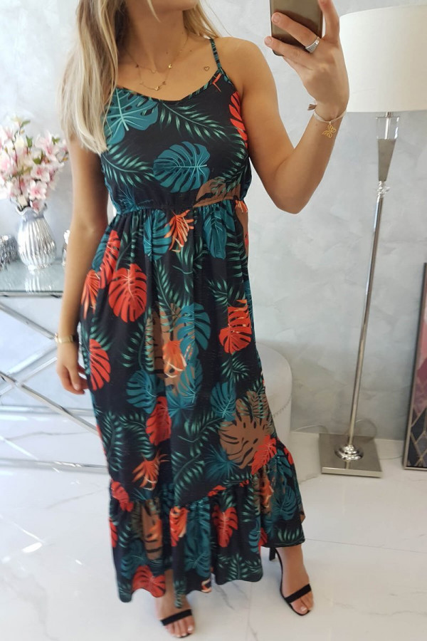 Sukienka maxi ELENA 4