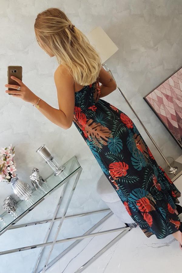 Sukienka maxi ELENA 5