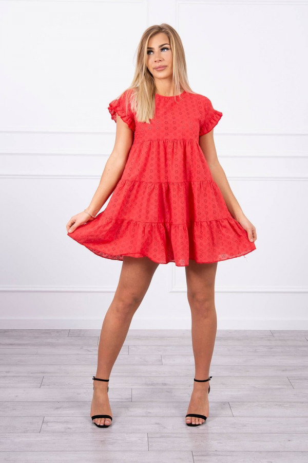 Sukienka ażurowa KATHY
