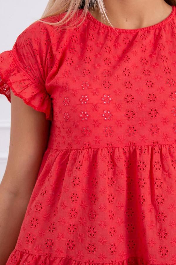 Sukienka ażurowa KATHY 4