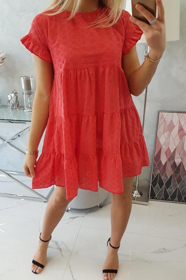 Sukienka ażurowa KATHY 3