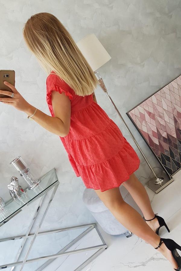 Sukienka ażurowa KATHY 2