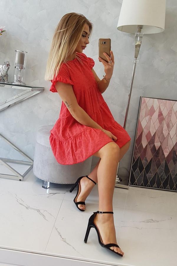 Sukienka ażurowa KATHY 1