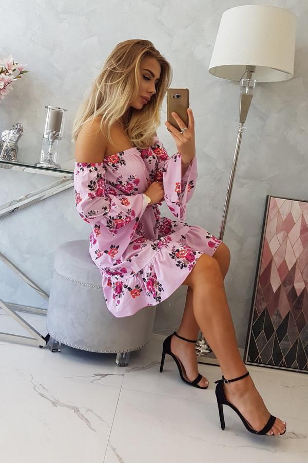 Sukienka hiszpanka CARLA 5