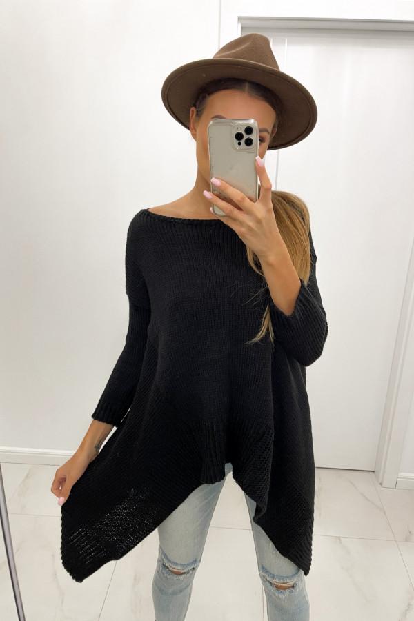Sweter asymetryczny STELLA