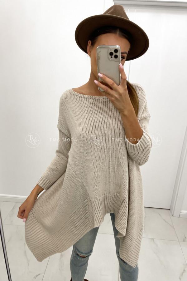 Sweter asymetryczny STELLA 1