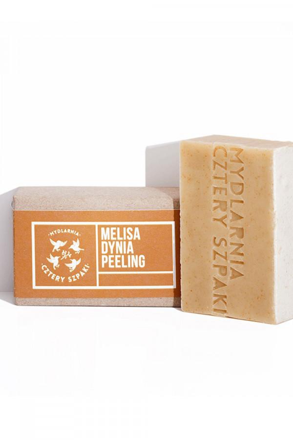 Mydło peelingujące MELISA DYNIA